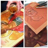 Mini Workshop: Olifa and Drawing Icons, Feb. 9, 2019