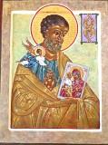 St. Luke, Protoiconographer