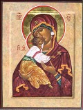 Theotokos, Tenderness